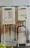 Double Tankless Water Heater Installation